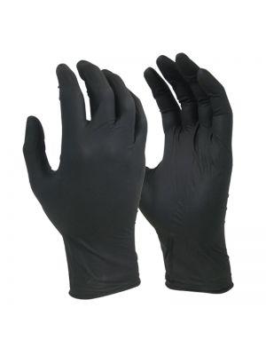 'Black Shield' Extra Heavy Duty Nitrile Glove