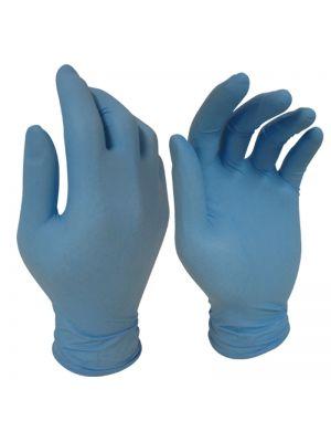 'Blue Shield' Heavy Duty Nitrile Glove